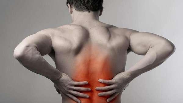Болят позвонки при нажатии в грудном отделе позвоночника