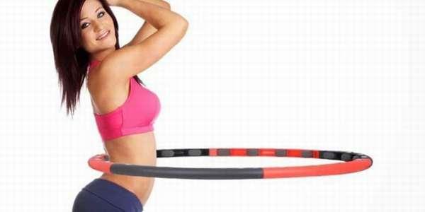 Хулахуп для похудения: польза и вред