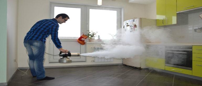 Как избавиться от запаха гари в квартире после пожара
