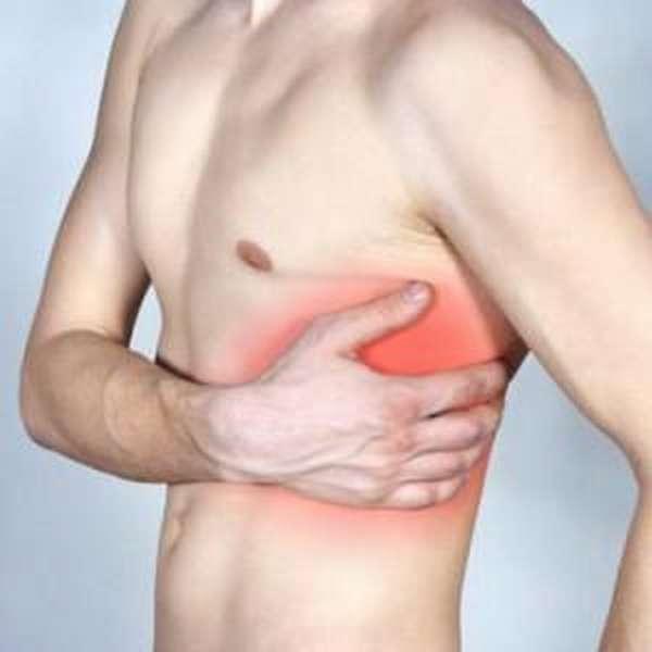 Лечение ушиба ребер грудной клетки
