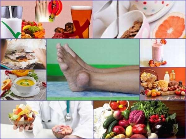 Диета При Артрите Стопы На Неделю. Питание при артрите суставов — что можно есть и что нельзя?
