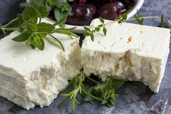 Чем полезен сыр фета, калорийность