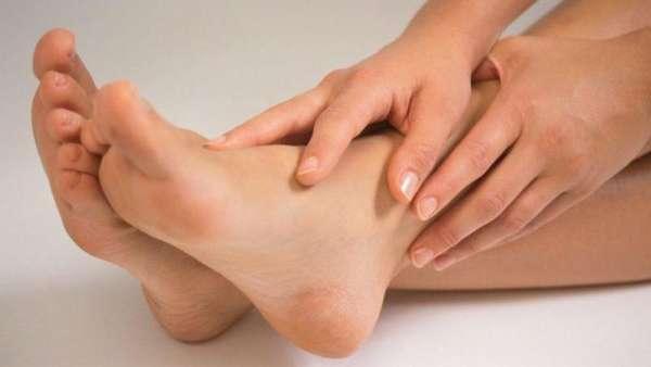 Отек ног в области суставов