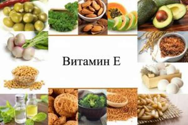 Витамин Е: для чего полезен, в каких продуктах содержится, как принимать
