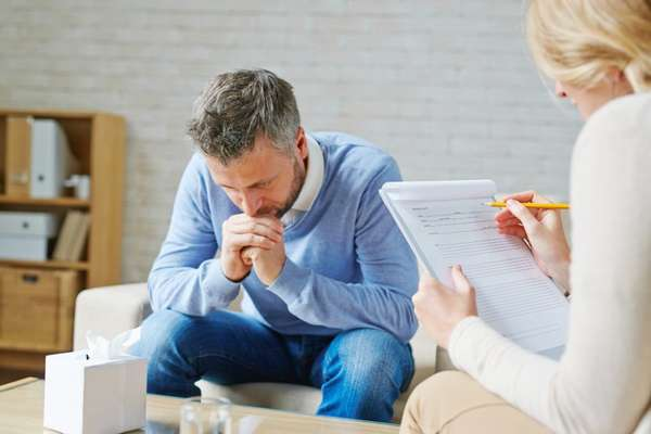 Психосоматика простатита у молодых мужчин