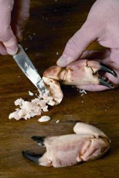 Чем полезно крабовое мясо