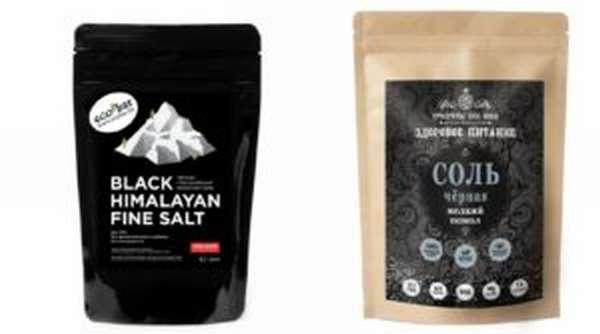 Чем полезна черная соль и как ее сделать