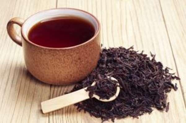 Полезные свойства и калорийность черного чая