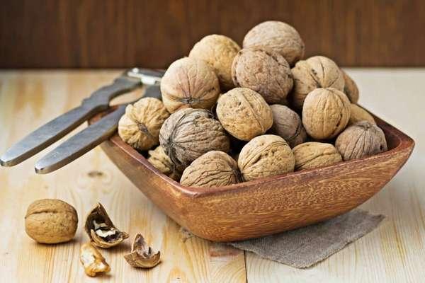 Настойка зеленого грецкого ореха для потенции