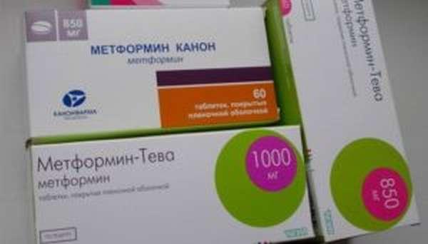 действие метформина для похудения