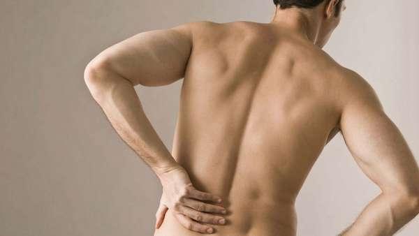 Болит мышца на спине в боку утром