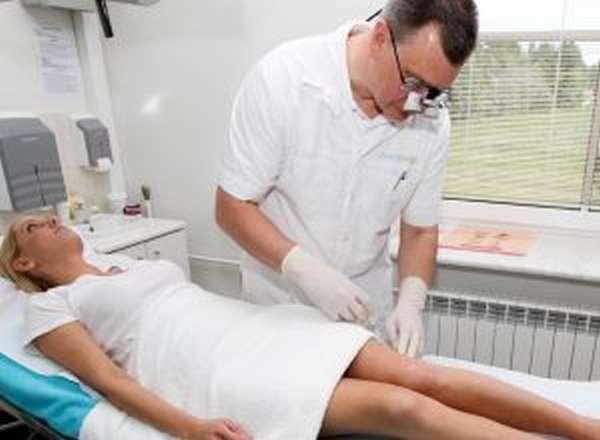 Физиопроцедуры при варикозе вен на ногах