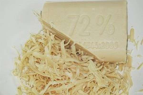 Лечение варикоза хозяйственным мылом