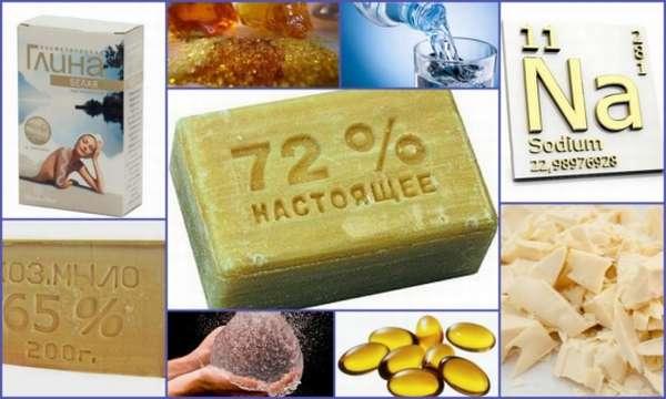 Как проводить лечение суставов хозяйственным мылом
