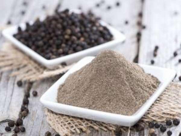 Черный перец: польза и вред