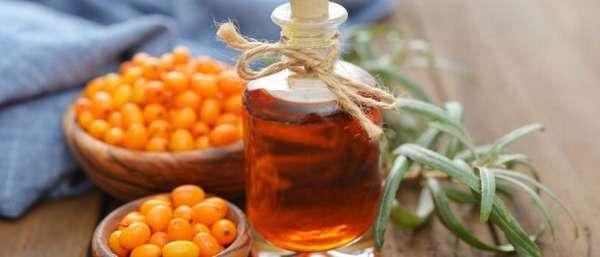 Облепиховое масло от трофических язв