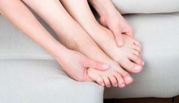 Склероз сосудов ног