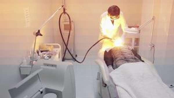 Лазерное лечение розацеа