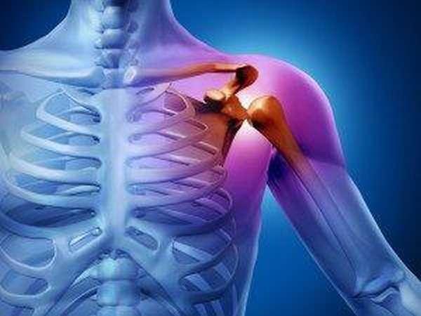 Жидкость в плечевом суставе как лечить