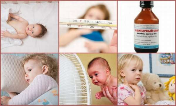 Судороги во сне у ребенка до года причины