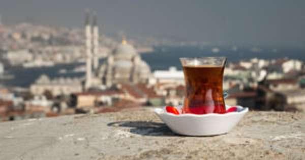 Чем полезен гранатовый чай из Турции, состав и свойства