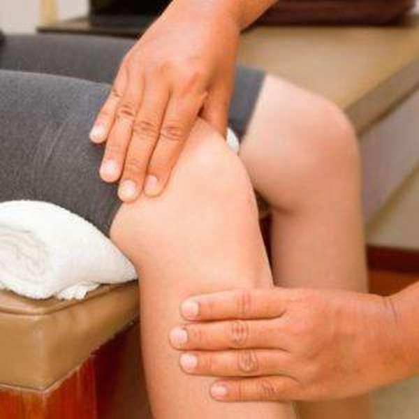 Боли в ногах после длительного сидения под коленями