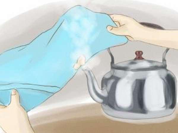 Как оттереть жвачку от одежды