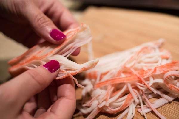 Чем вредны и полезны крабовые палочки