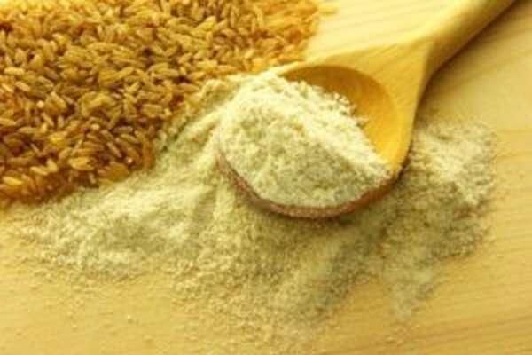 Чем полезна рисовая мука