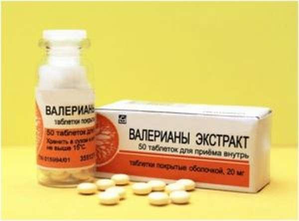 Экстракт валерианы в таблетках: польза и вред, как принимать
