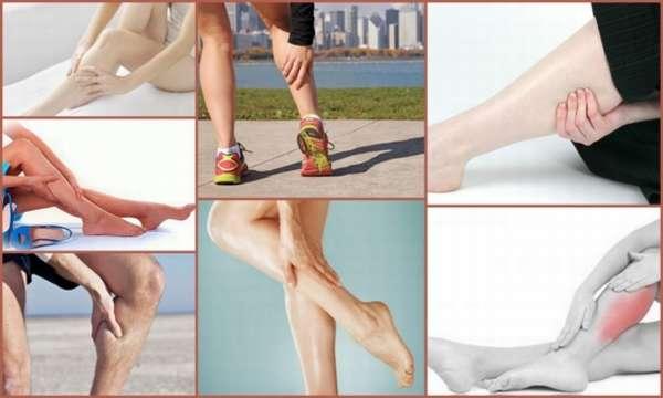Почему немеют икры ног что делать