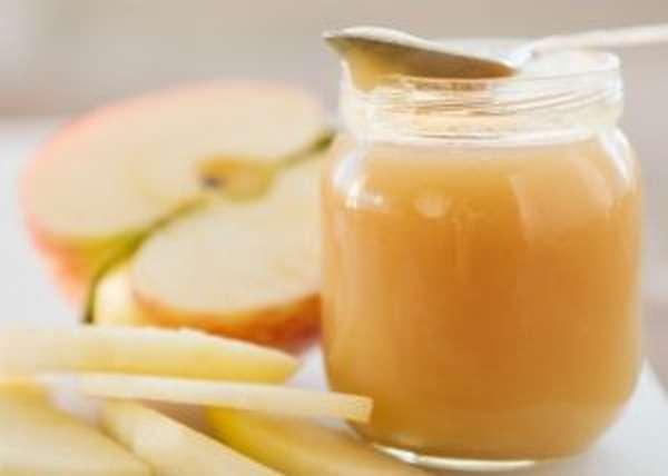 Чем полезно яблочное пюре, как приготовить его в домашних условиях