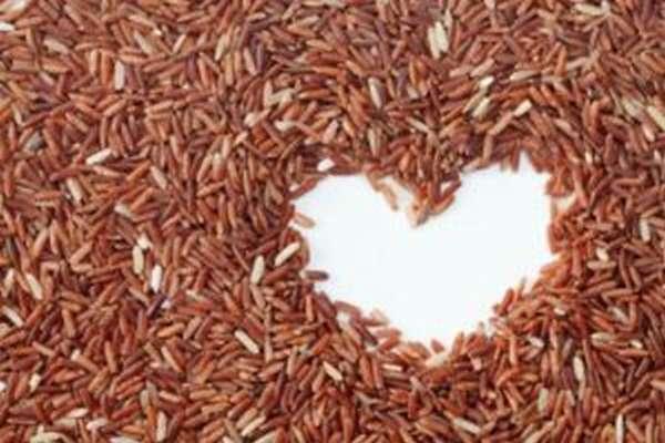 Чем полезен красный рис