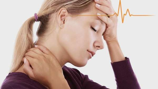 Болит ночью шея и голова