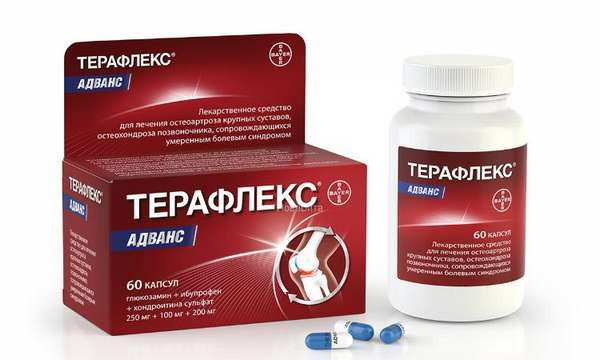 ТЕРАФЛЕКС АДВАНС - инструкция по применению, цена и отзывы