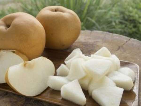 Китайская груша: полезные свойства и калорийность