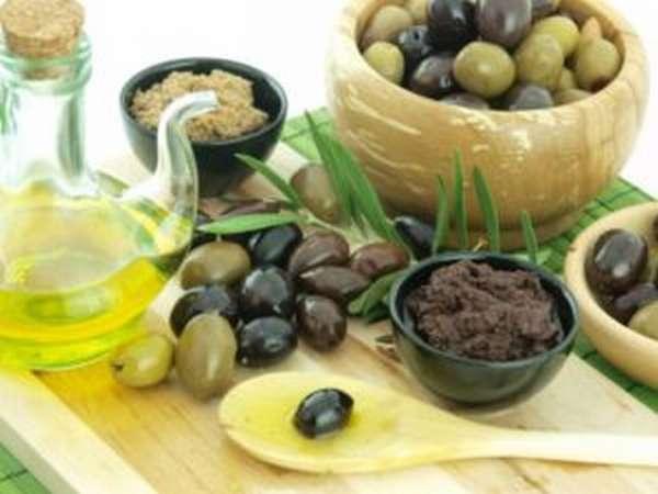 Чем полезны черные маслины
