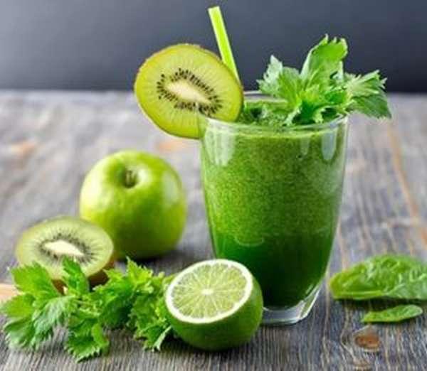 Зеленые коктейли: польза и как приготовить