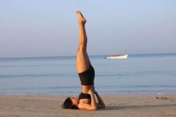 Упражнение Березка. Польза для всего тела. Техника выполнения