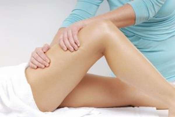 Пульсируют вены на ногах
