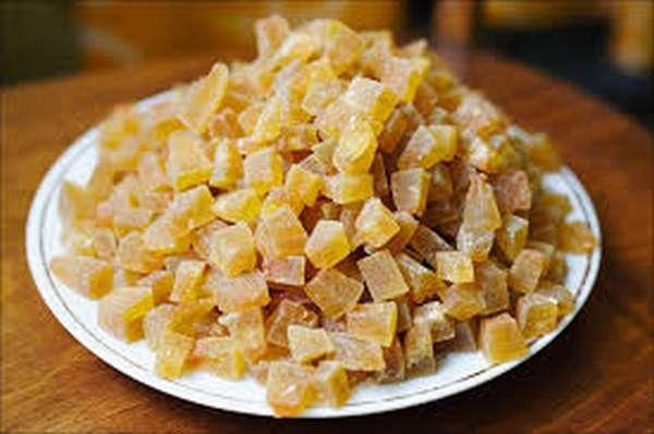 Полезны ли цукаты, свойства и состав