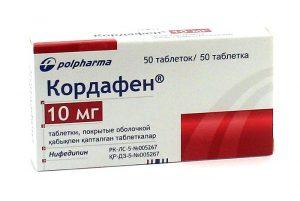 Препараты для улучшения кровообращения в нижних конечностях