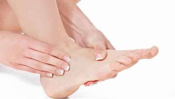 Закрытый перелом большого пальца ноги