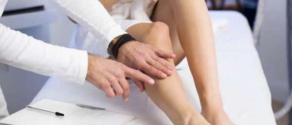 Как удаляют тромб на ноге?