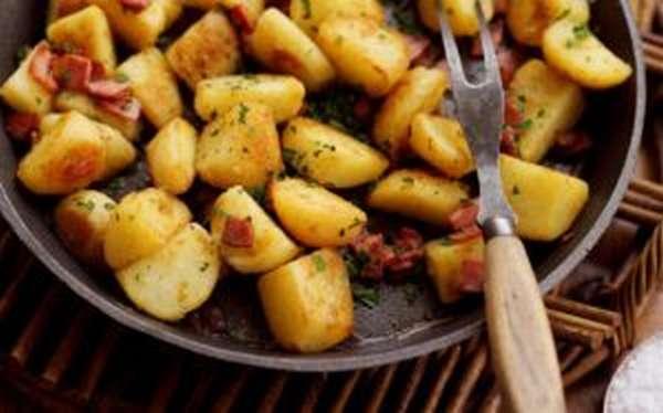 Вредна ли жареная картошка