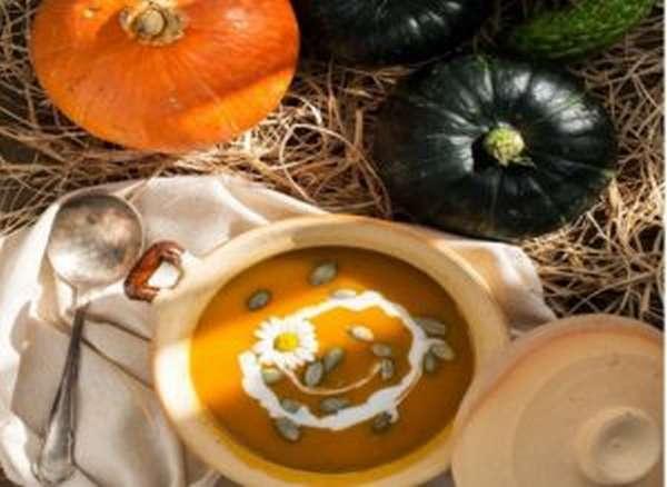 Чем полезен тыквенный суп-пюре, как его приготовить