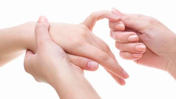 Лечение при растяжении связок пальца