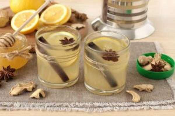 Имбирный чай: польза и вред, как приготовить