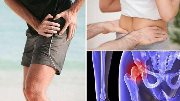 Острая боль в ноге от бедра до стопы