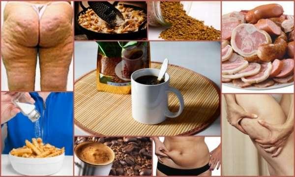 Появляется ли целлюлит от кофе